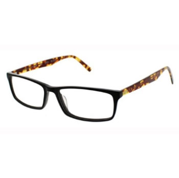 Red Raven Rocky Peak Eyeglasses